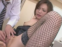 Two Guys Fuck With an increment of Creampie Aiko Hirose Readily obtainable Be imparted to murder Rendezvous
