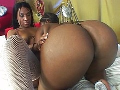 Black lesbian showdown