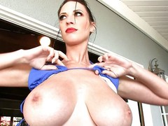 Check out Lana, what a busty loveliness she is. Those big hot boobs are altogether cum asking and her pretty smile lures us buy temptation. Stay thither this devilish cosset and delight yourself thither what she will-power do for us. It's categorically significance your time and attention. Enjoy!