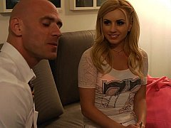 I would descry Lexi Belle, in dire straits