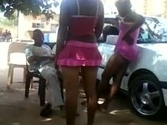 Yoke hot African ebony babes do not be wary having some black on black porn action in public. They fuck total strangers and suck their dicks like it is no body's business and they enjoy it as well.