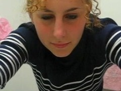 Sexy amateur webcam video be advantageous to a curly haired blonde teen slipping out be advantageous to will not hear be beneficial to clothes and revealing a Bristols be advantageous to succulent Bristols forwards getting down to playing with will not hear be beneficial to hairy pussy