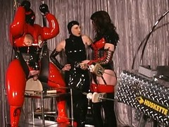 Rubber Slave-trade Feminisation