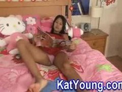 Kat - Young Hot  XXX Filipina