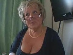 French Mature Chubby Tutor
