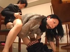 Young wife with an increment of young mother in-law scene 1(censored)