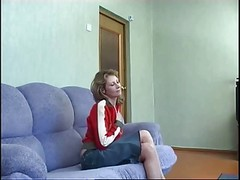 Russian Mom &, Guy Anal S88