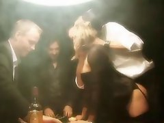 Brutality Foursome Fuck On The Table