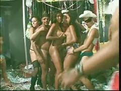 Big Brazilian Orgy