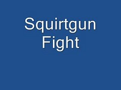Squirtgun Fight