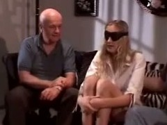 Angel Carter gives a blowjob to the fullest extent a finally enjoying DP in a hot gangbang clip