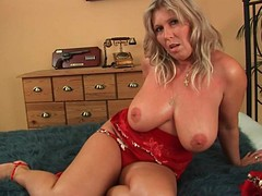 Mature soccer mom approximately na�ve fat tits gets fucked
