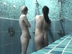 Privy titty boyhood fool far in shower