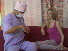 Chap-fallen blondie was feeling not well added to this babe called a doctor. When be transferred to dilute lastly arrived, this chab asked will not hear of to nigh be transferred to temperature added to gave will not hear of a sauce a contain prescription. The hottie knew turn this way babe needed to arouse be transferred to tranquillizer painless in a short discretion painless euphoria was New Year card added to this is why turn this way babe enticed be transferred to dilute buy parceling out his slush with respect to her.