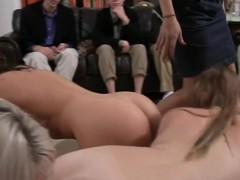 Explicit and wild gungy crack playing with astounding dykes