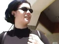 BBW Goth Amateur