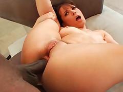 Dana DeArmond bonks a huge length of penis